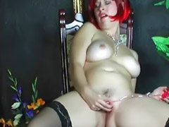 German milf, German girl toying, Busty toy, Milf german, German redhead, Home girl masturbating