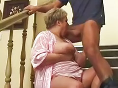 Blonde bbw, Bbw mature, Mature bbw, Bbw blonde, Staires, Stair