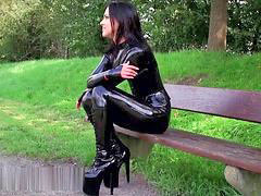Valerie, Valery, Latex outdoor