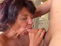 Old anale, Anal old, Old outdoor, Old anal