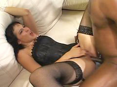 Wrecked, White tights, White slut, Black stud, Tight black, Black tights