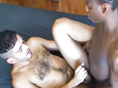 Arabic, Hairy, Arab, Interracial anal