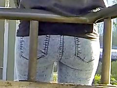 Tight jeans candids, Sexy in ass, Jeans sexy, Jean ass, Ass jeans, Ass in jeans