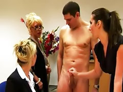 Slutty babes, Office group, Office babe, Group cfnm, Cfnm office, Cfnm group