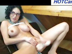 Webcam, Anal, Big boobs, Huge, Boobs, Big tits solo