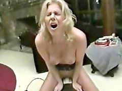 Sybian, Wife scream, Sybian wife, Sybian scream, Screaming wife, Wife screaming