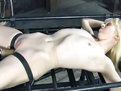 Spanking, Spank, Spanked, Beautiful, Fetish bondage, Tit bondage