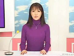 Buk, Newscaster, Newscast, Chance, Newscasters, Japanese newscaster