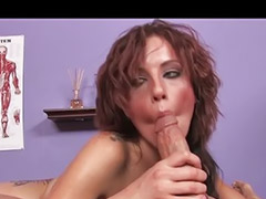 Muscle, Muscles, Oily, Oily handjob, Muscled, Brunette massage