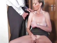 German, Mature, Mature blowjob, Milf, Amateur mature, German mature