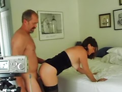 Cream pie gangbang