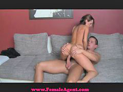 Femaleagent, Creampie accidental, Casting creampie, Accidental, Casting , creampie, Accidental creampie