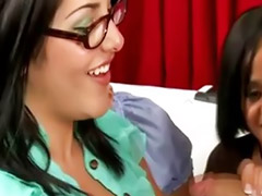 Babe glasses, Handjob cfnm, Guy to guy, Glasses handjob, Giving in, Gives in