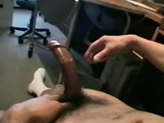 Office gay, Solo office, Office desk, Jizz on, Jizz-on, Desk office
