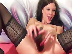 Pussy toy fucked, Her fuck toy, Fuck her pussy, Solo toy fucking
