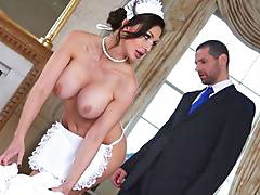 French, Aletta ocean, Maid, Sex, Doll