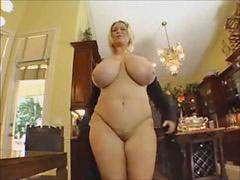 Bbw, Young, Blonde, Guy, Blond
