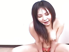 Watching, Watch, Dildo riding, Japanese dildo, Big dildo, Riding a dildo