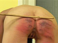 Caning, Hard, Girl