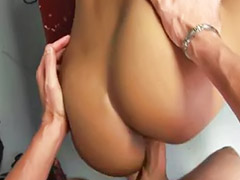 Slim, 3 slim, Teen slim, Teen drilled, Pussy hard, Pussy drilled