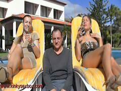 Humiliation, Two slaves, Humiliation slave, Eastern european, The humiliation, Stern