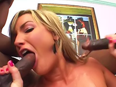 Flower tucci, Squirt threesome, Flowers tucci, Tucci, Squirt anal, Black squirt