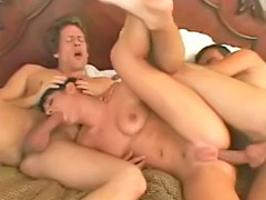 Hells, Hell sex, Hell gagging, Gagging double penetration, Threesome gagging deepthroat, Threesome gag
