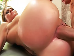 Ass, Big cock, Anal, Wet