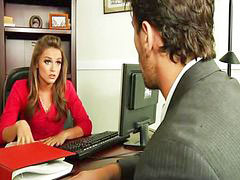 Tori black, The boss office, Tori black sex, Tori black blowjob, Black boss, Boss lick