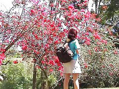 Outdoor love, Rimming redhead, Scout, Redhead public, Redhead rimming, Red,sex