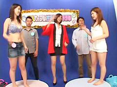Japanese gameshows