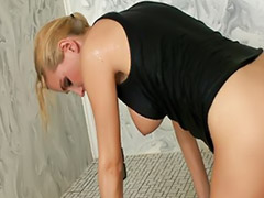 Shower couple, Blake, Blake rose, Shower in a sex, Shower anal sex, Shower anal