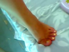 Voyeur feet, Webcam foot, Feet brunette, Feet blonde, Feet webcam, Fetish webcam
