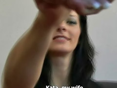 Brunette wife, Trade wife, Wife trade, Trading, Trade, Wife  traded