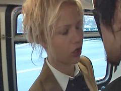 Bus asian guy, Asian bus, Bus blonde, Blonde bus, Onli asian sucking, On bus asian