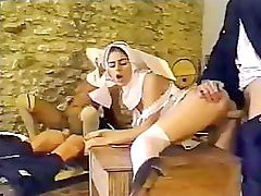 Nuns, Having an affair, Affair with, Intimate, Busting, Bust
