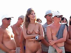 Russian, Nudist, Camping