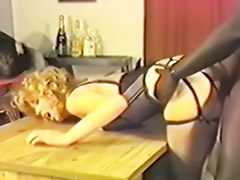 Retro, Vintage interracial, Retro masturbation, Ebony vintage, Ebony office, Vintage ebony