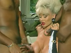 Vintag interracial, Vintage pornstars, Germania porno