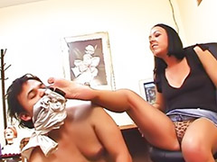 Black on asian, Asian femdom, Femdom asian, Little black, Little asian, Asian spanked
