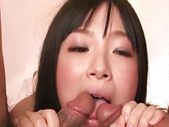 Hina maeda, Two japanese, Hina, Find, Two cocks in, Japanese herself