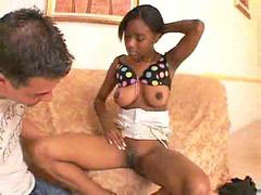 Teen, Young, Ebony