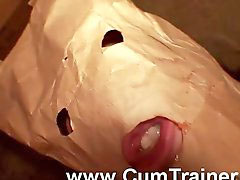 Masked blowjob, Extreme blowjob, Extreme amateur, Mask blowjob, Extrem blowjob, Wearing