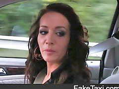Pussy pov, Adelle, Cum in her pov, Blowjob in car, Adele, Pussy cum amateur