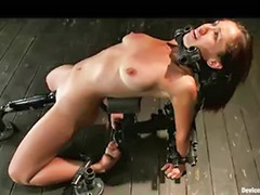 Choking, Choke, Pussy bondage, Back girl, Chokeing, Choked