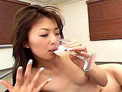 Sperm drinking, Asian glasses, Sperm drink, Drink sperme, Asian,glass, Asian whores
