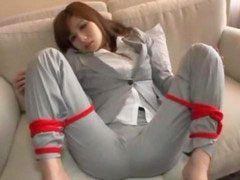 Tied lady, Office lady, Arm, 3 office ladies, Office legs, Office ladies