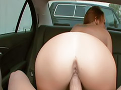 Big tits car, Backseat, On car, Milf cars, Milf car blowjob, Milf car
