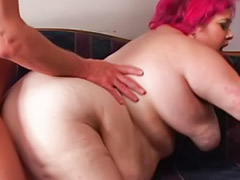 Fat man, Sindee, Redhead blows, Sex fatty, Man fat, Her man