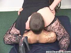 Mistress ass, Cleaner, Tells, Telling, Ass cleaners, Ass cleaner